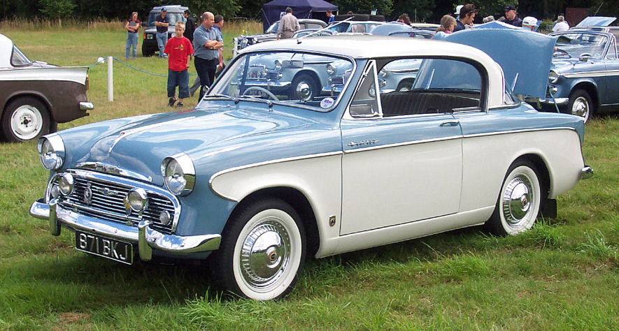Sunbeam Rapier 1964 #8