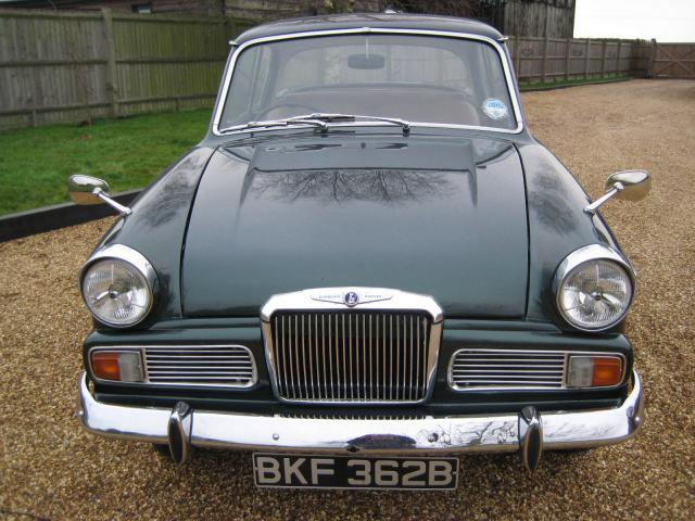 Sunbeam Rapier 1964 #10