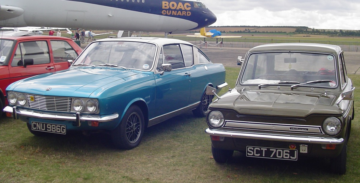 Sunbeam Rapier 1966 #10