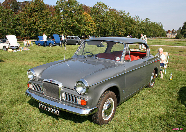 Sunbeam Rapier 1966 #12