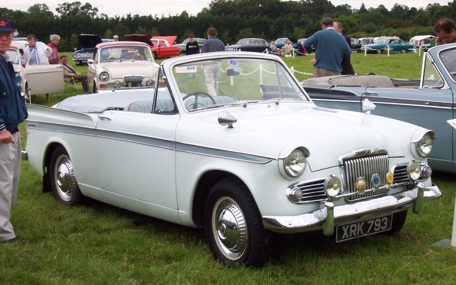 Sunbeam Rapier 1966 #3