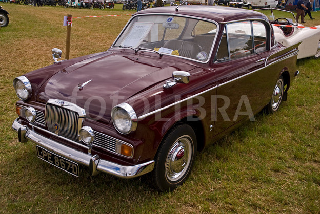 Sunbeam Rapier 1966 #4