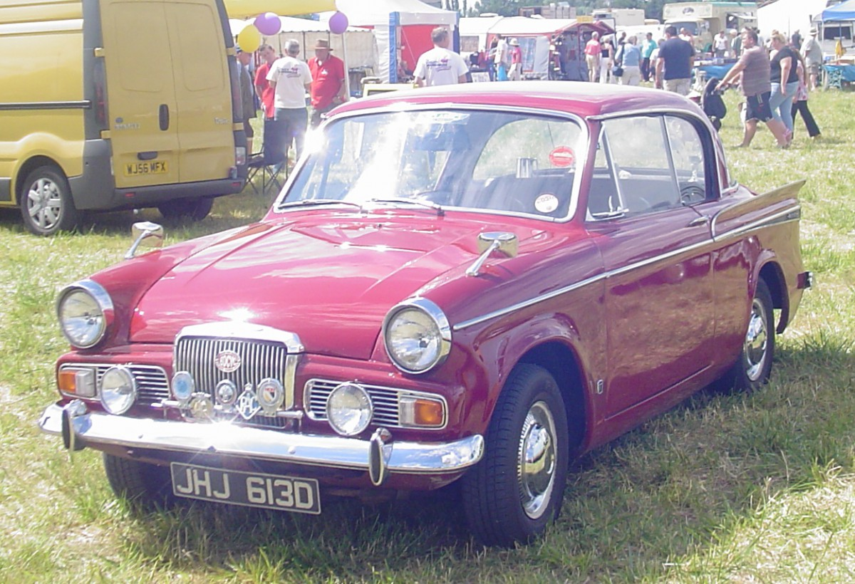 Sunbeam Rapier 1966 #8