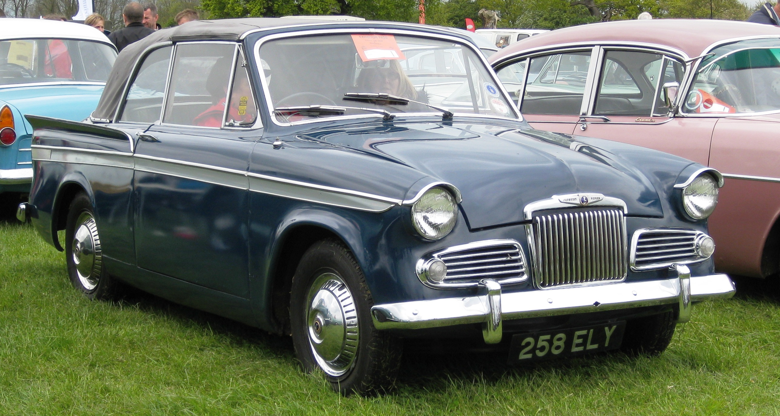 Sunbeam Rapier 1967 #3