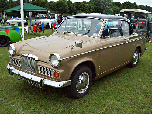 Sunbeam Rapier 1967 #4