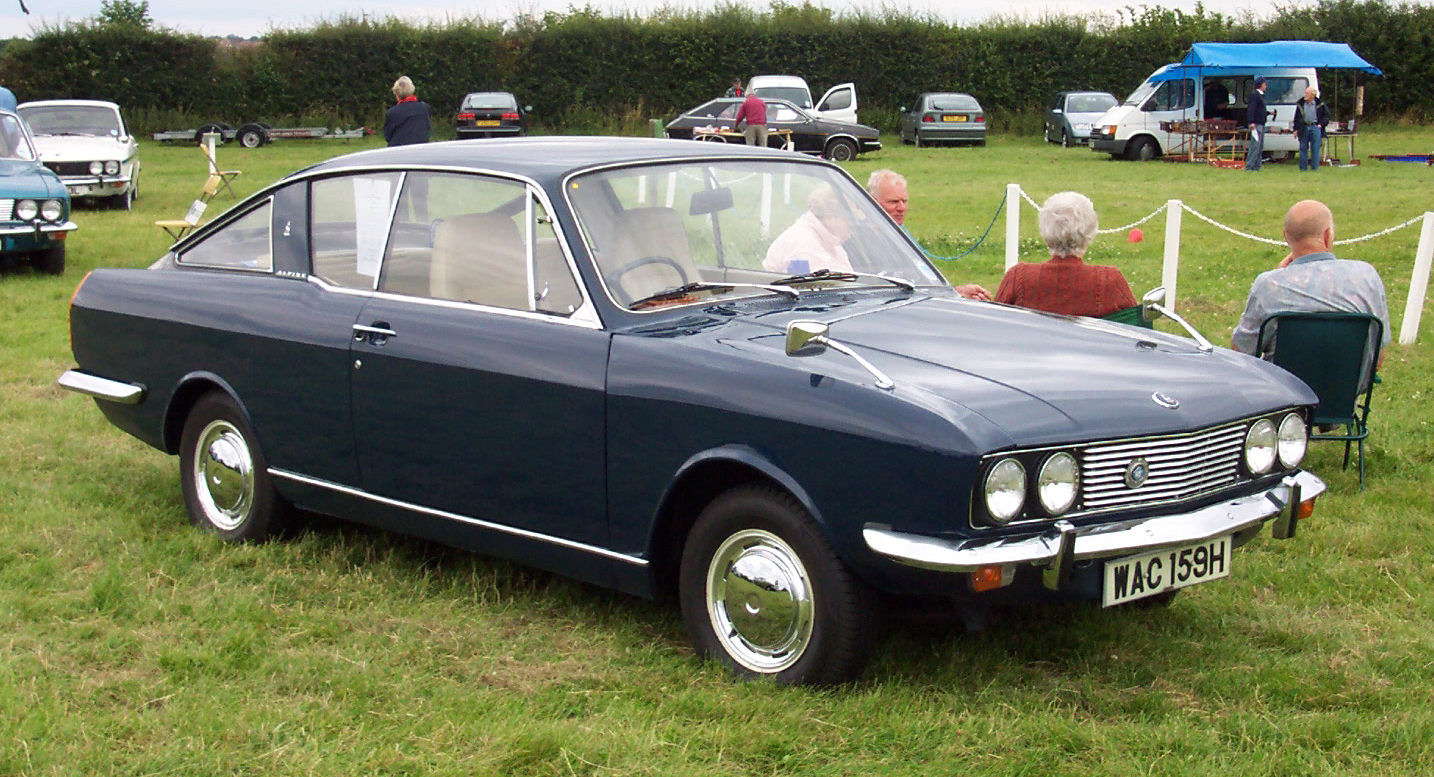 Sunbeam Rapier 1967 #5