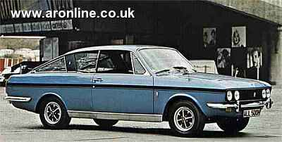 Sunbeam Rapier 1967 #9