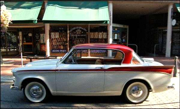 Sunbeam Rapier #5