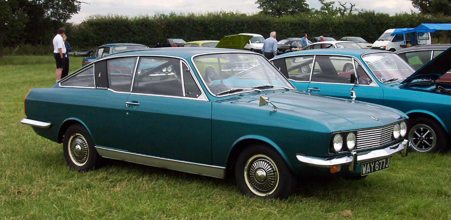 Sunbeam Rapier #6
