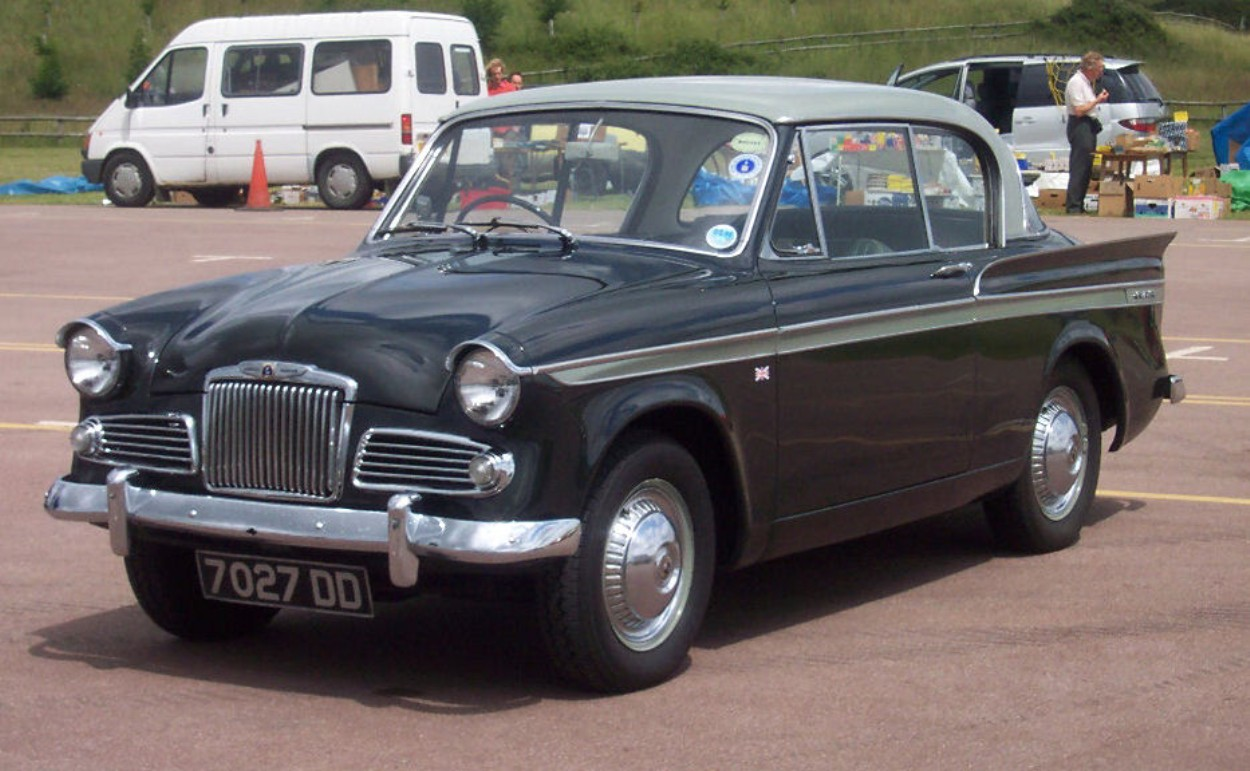 Sunbeam Rapier #7