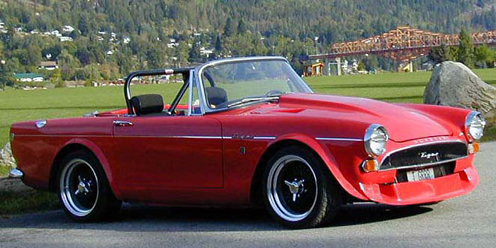 Sunbeam Tiger #10