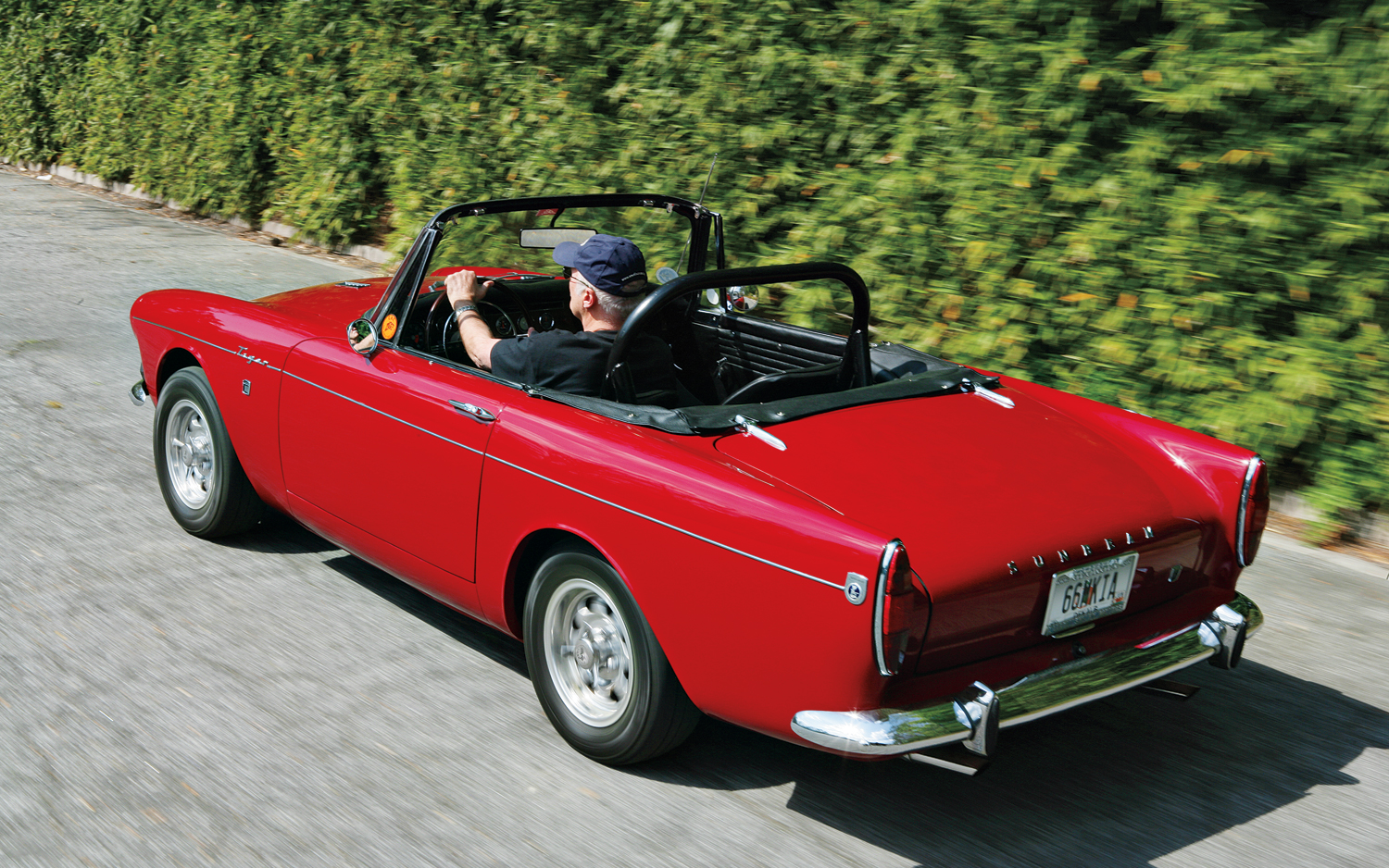Sunbeam Tiger 1966 #3