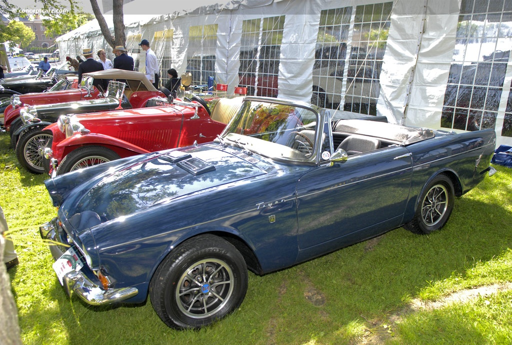 Sunbeam Tiger 1966 #12