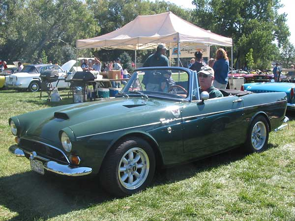 Sunbeam Tiger 1966 #4