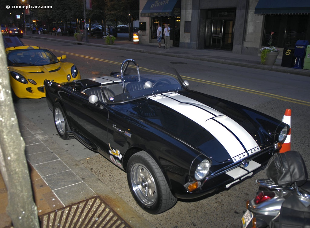 Sunbeam Tiger 1966 #6