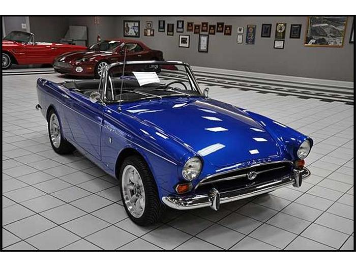Sunbeam Tiger 1967 #12