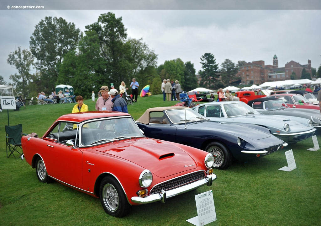 Sunbeam Tiger 1967 #2
