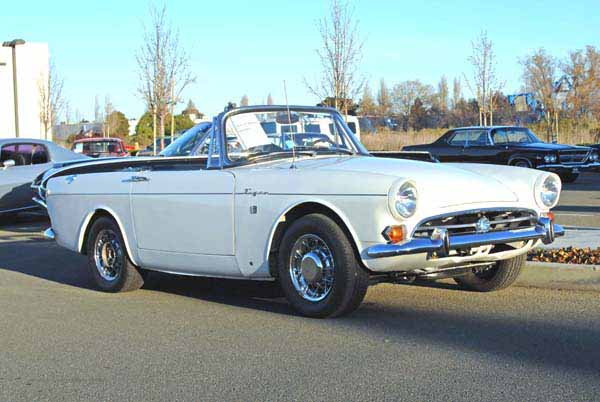 Sunbeam Tiger 1967 #5