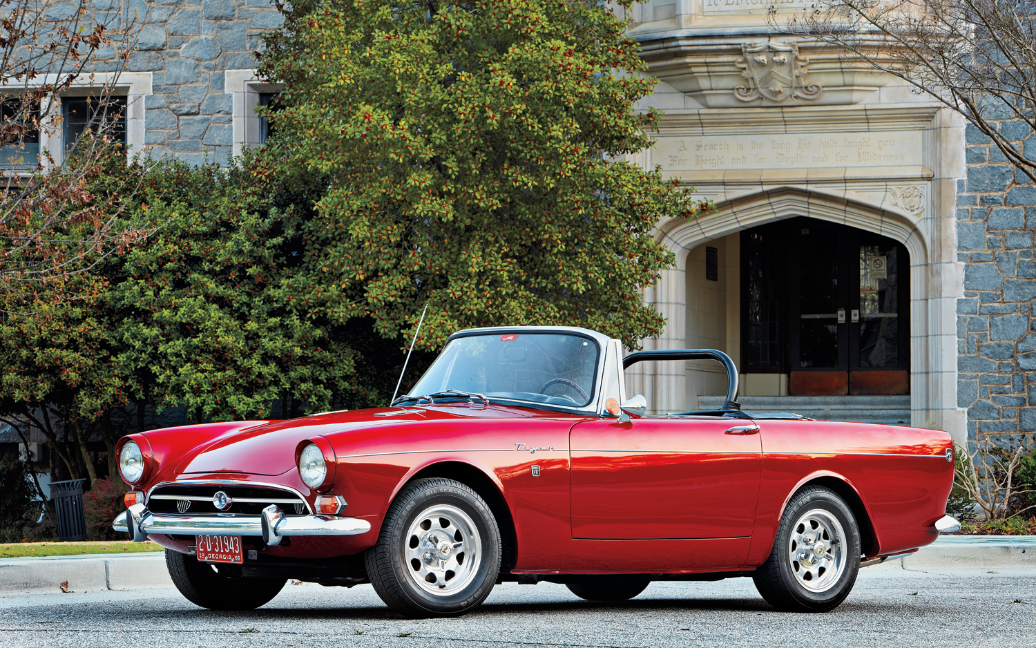 Sunbeam Tiger #2