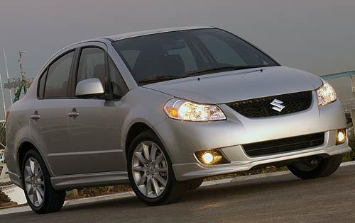 Maruti Dzire VXi became one of the best-selled models in Suzuki 2008 Swift range #5