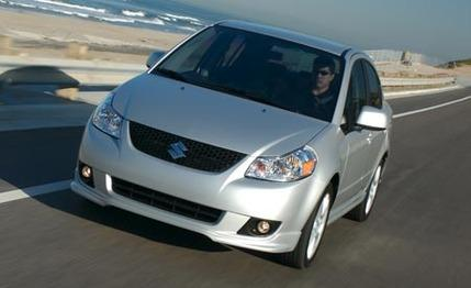 Maruti Dzire VXi became one of the best-selled models in Suzuki 2008 Swift range #7