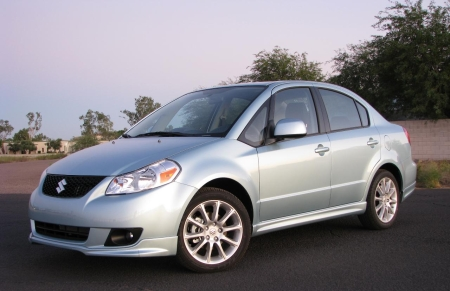 Maruti Dzire VXi became one of the best-selled models in Suzuki 2008 Swift range #9