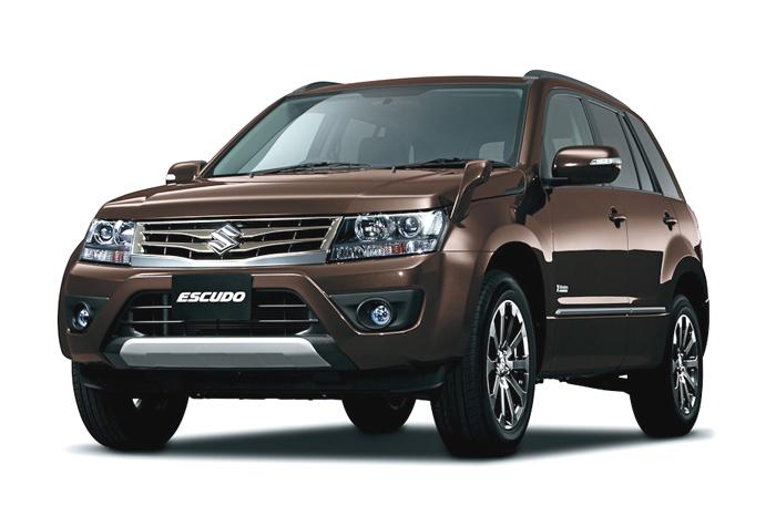 2013 Suzuki Grand vitara ii – pictures, information and specs ...