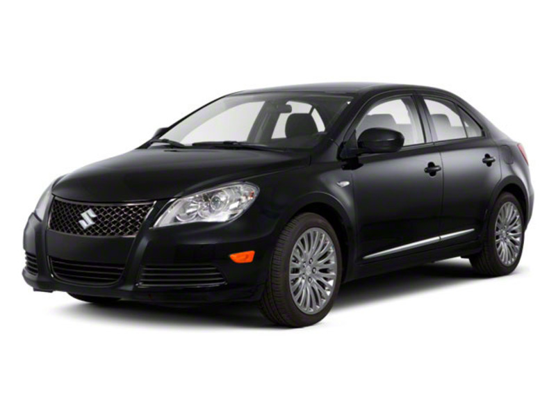 Suzuki Kizashi SE Leather Edition #10