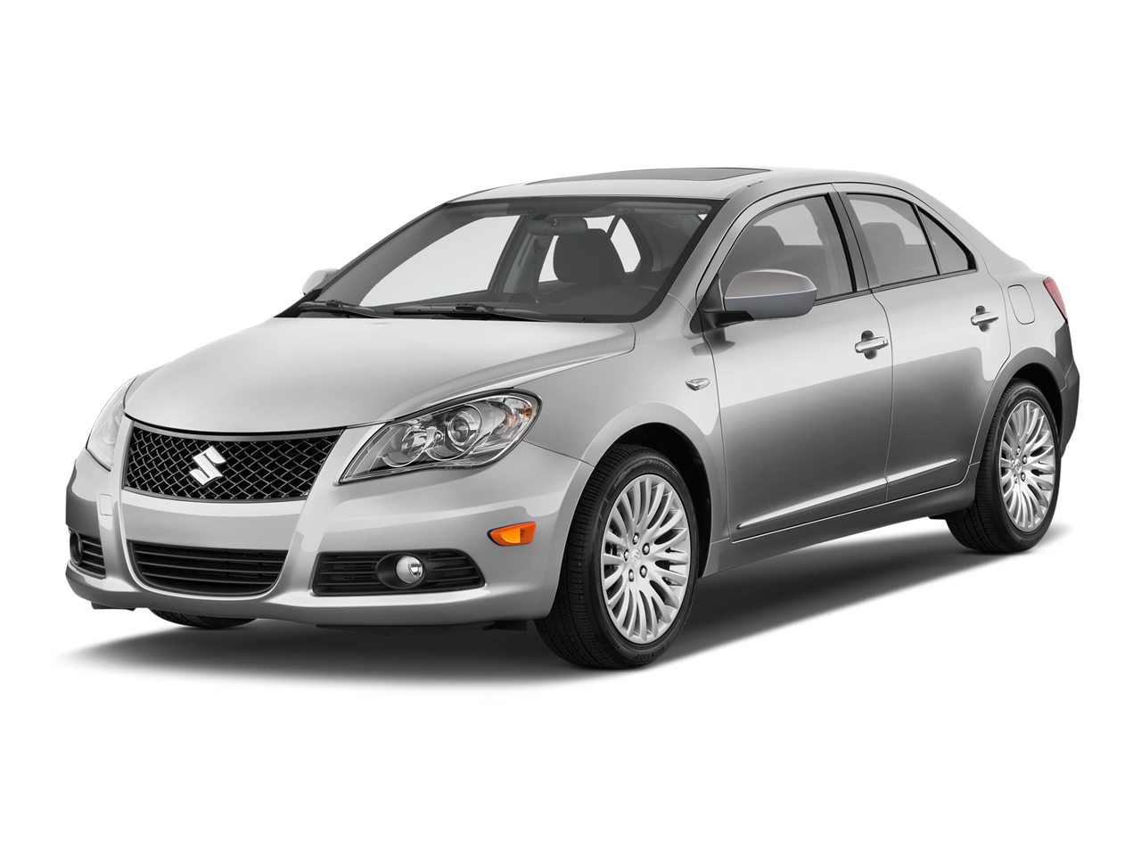 Suzuki Kizashi Sport GTS Leather 4dr Sedan #13