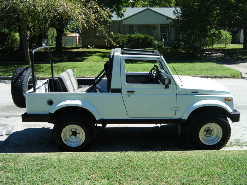 Suzuki Samurai Information And Photos Momentcar