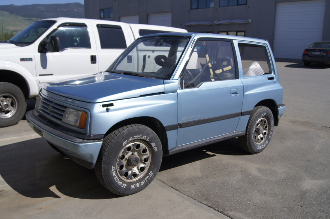 1989 Suzuki Sidekick - Information and photos - MOTcar