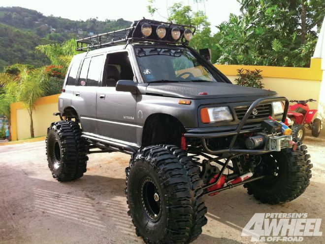 Suzuki Sierra Suspension Lift Kits