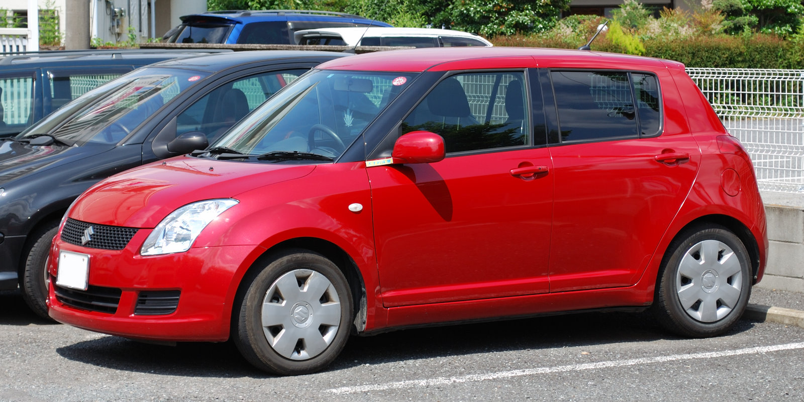 Suzuki Swift #8
