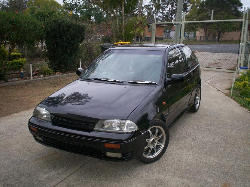 Suzuki Swift 1994 #12