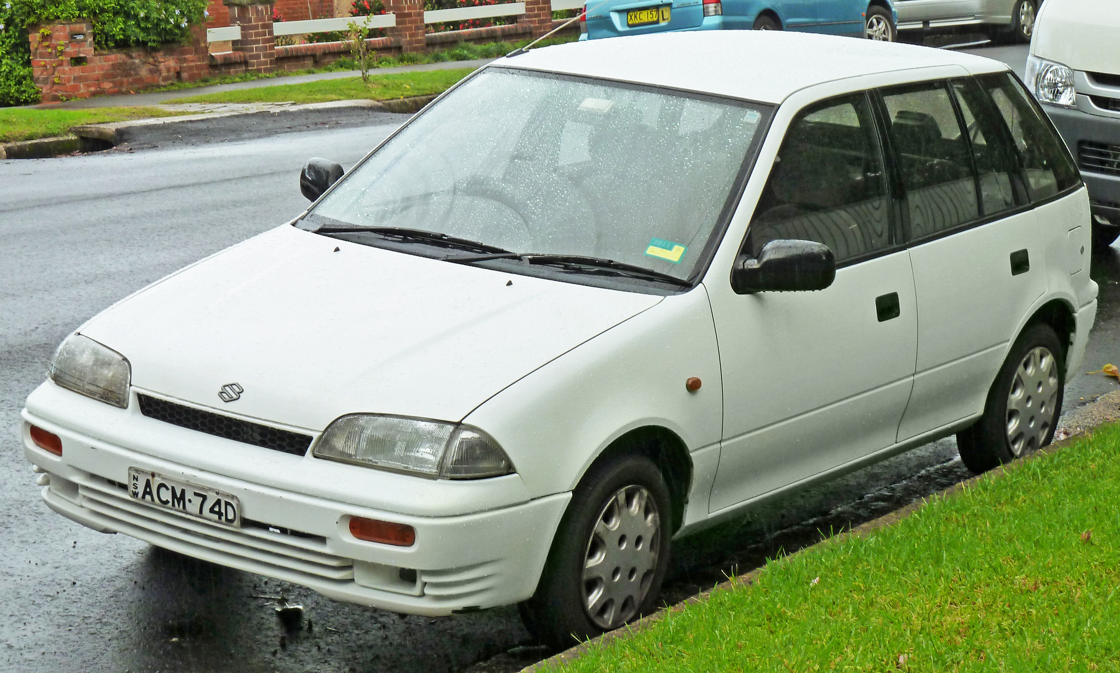 Suzuki Swift 1994 #2
