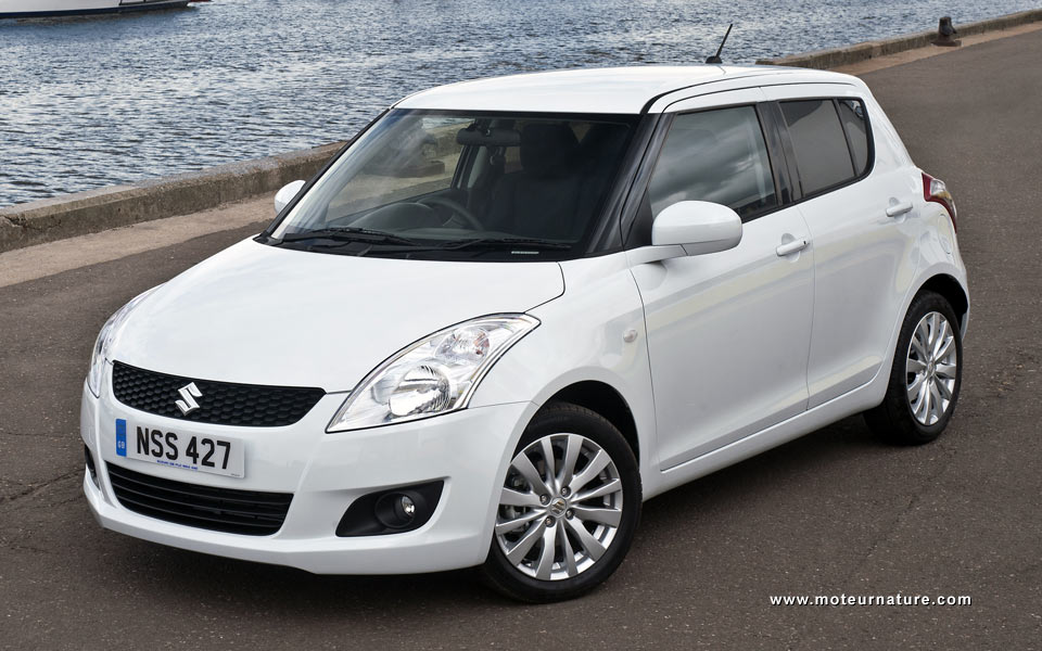 Suzuki Swift #12