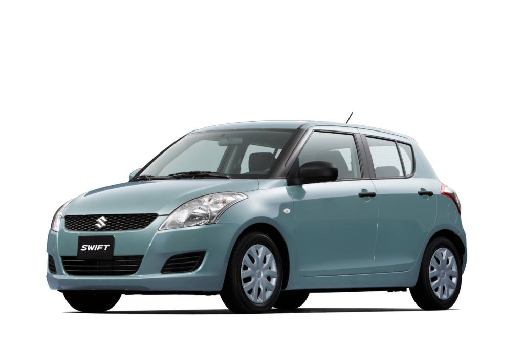 Suzuki Swift GA #19