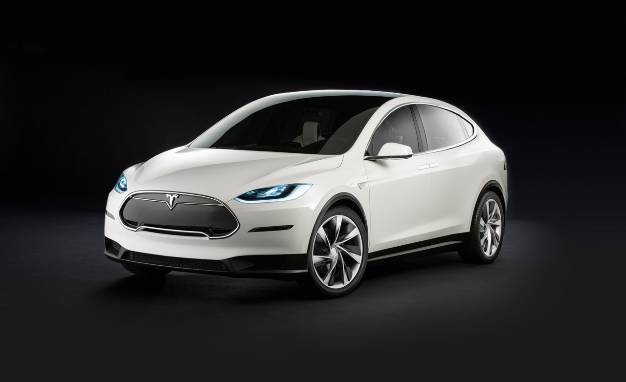 2015 Tesla Model X - Information and photos - MOMENTcar