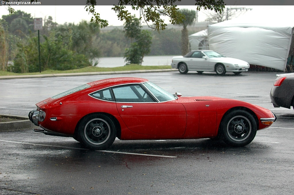 1967 Toyota 2000 Gt Information And Photos Momentcar