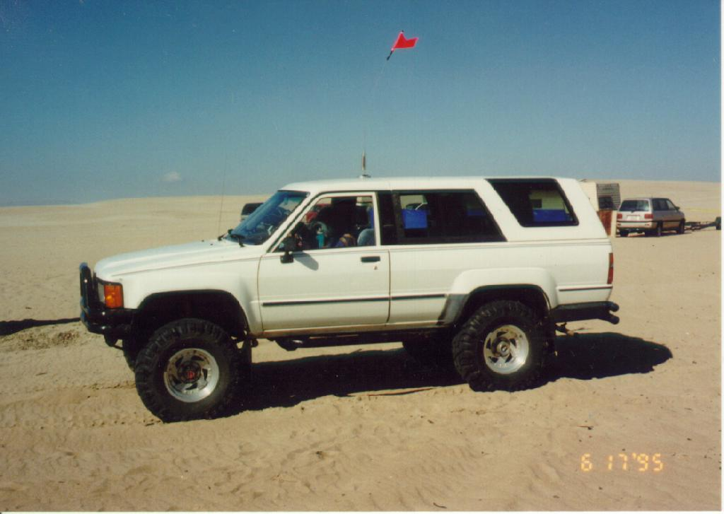 1985 Toyota 4runner Information And Photos Momentcar