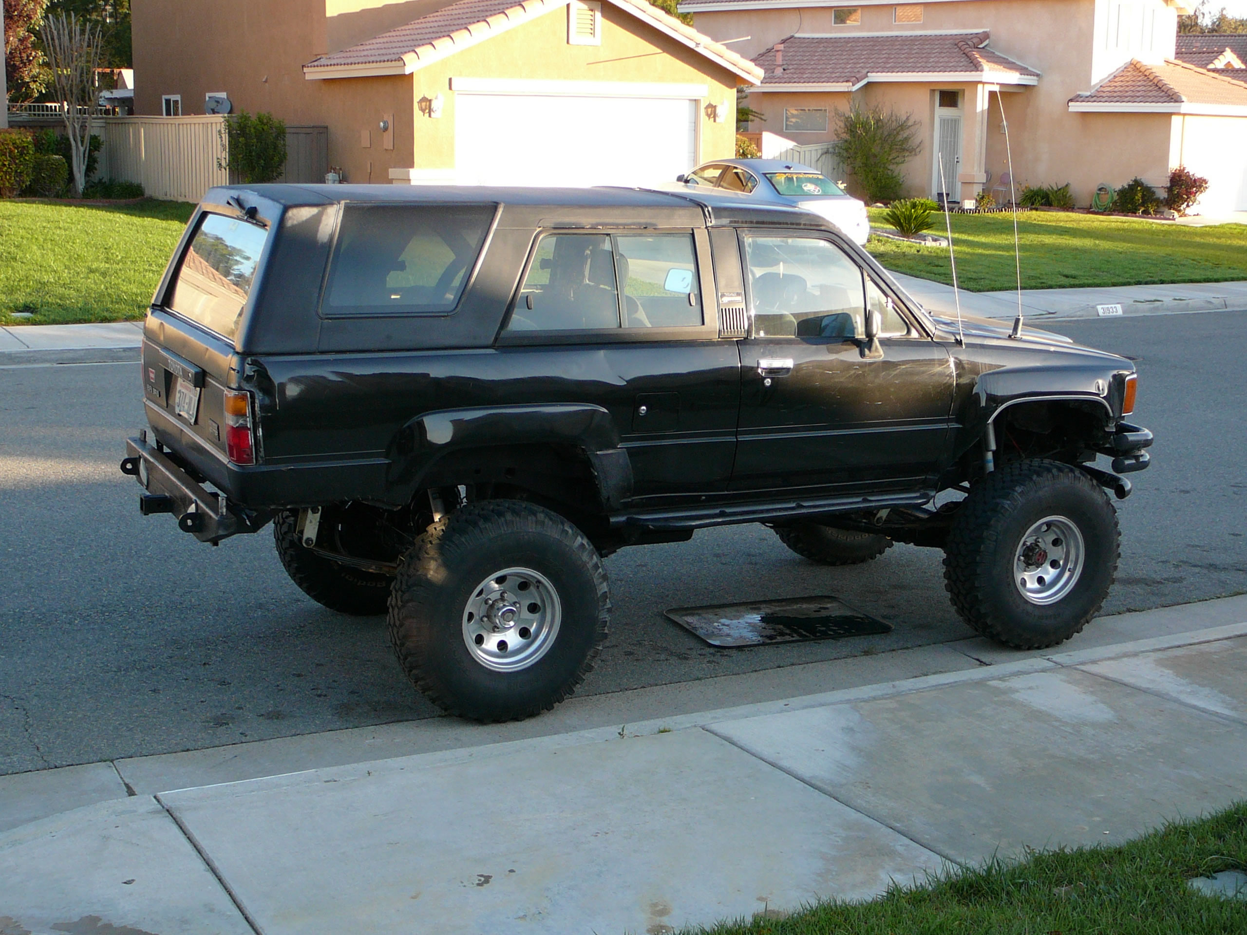 1987 Toyota 4runner Information And Photos Momentcar