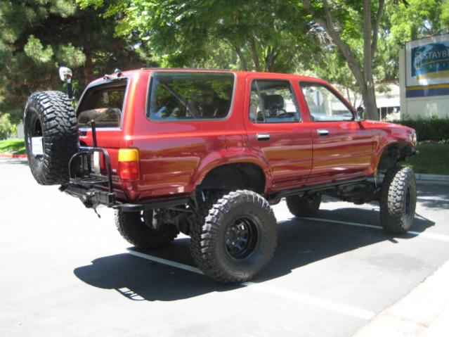 1990 Toyota 4runner Information And Photos Momentcar