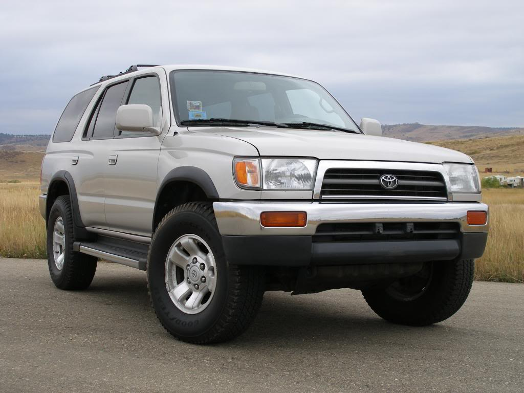 1998 Toyota 4runner Information And Photos Momentcar