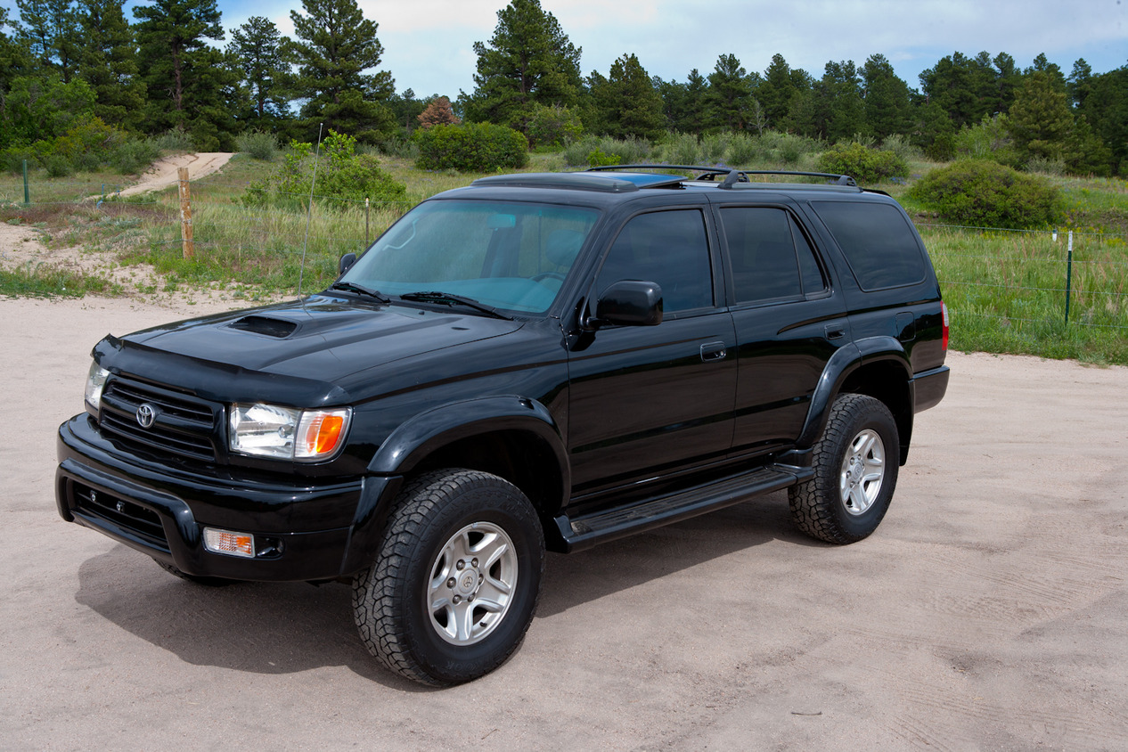 2000 Toyota 4runner Information And Photos Momentcar
