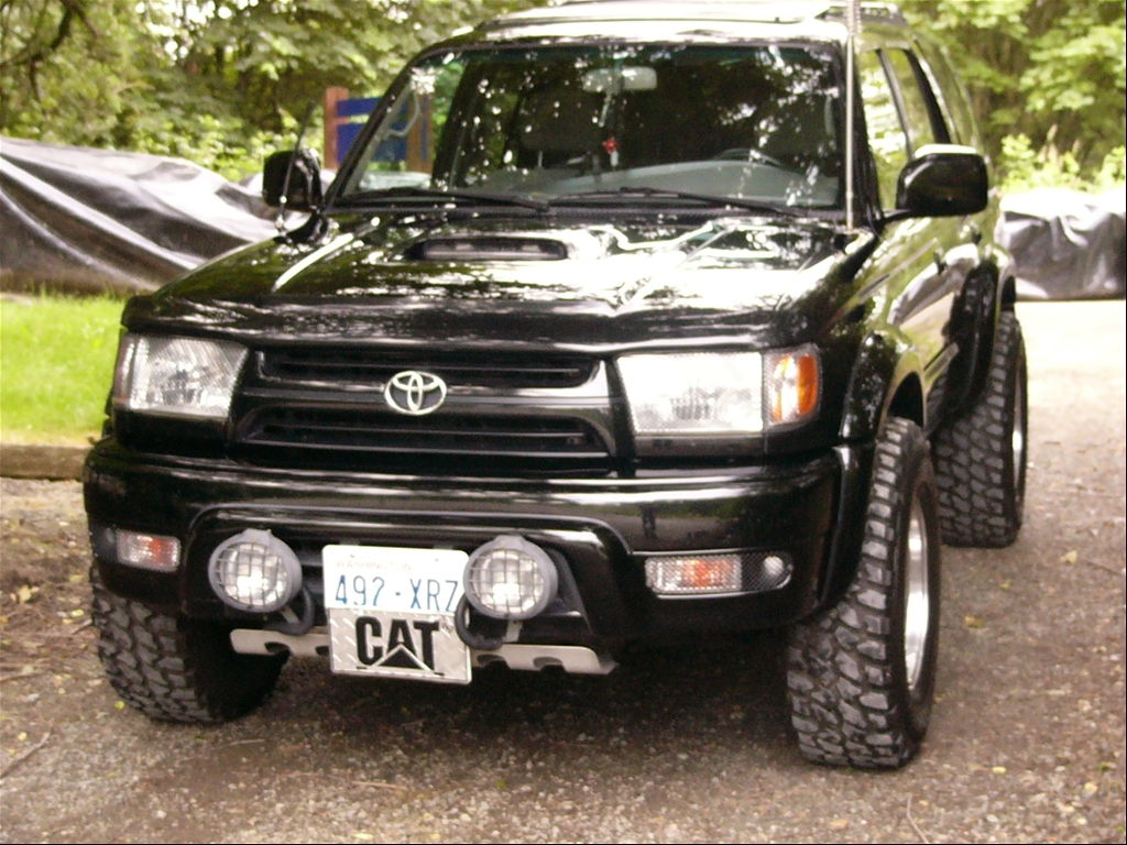 2002 toyota 4runner information and photos momentcar. Black Bedroom Furniture Sets. Home Design Ideas