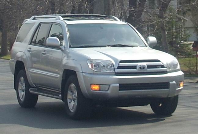 2003 Toyota 4runner Information And Photos Momentcar