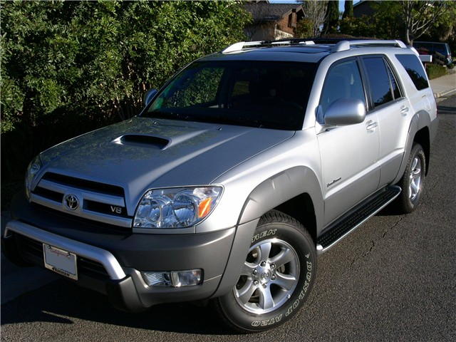 2003 toyota 4runner information and photos momentcar. Black Bedroom Furniture Sets. Home Design Ideas