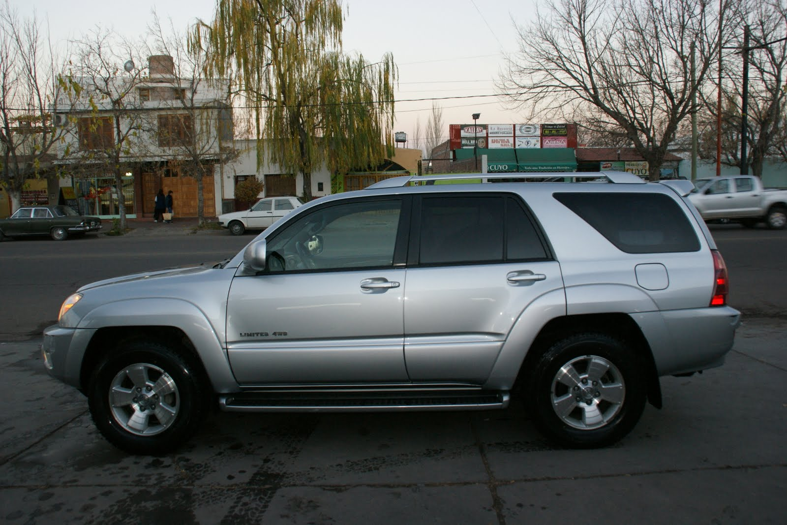 2004 toyota 4runner information and photos momentcar. Black Bedroom Furniture Sets. Home Design Ideas