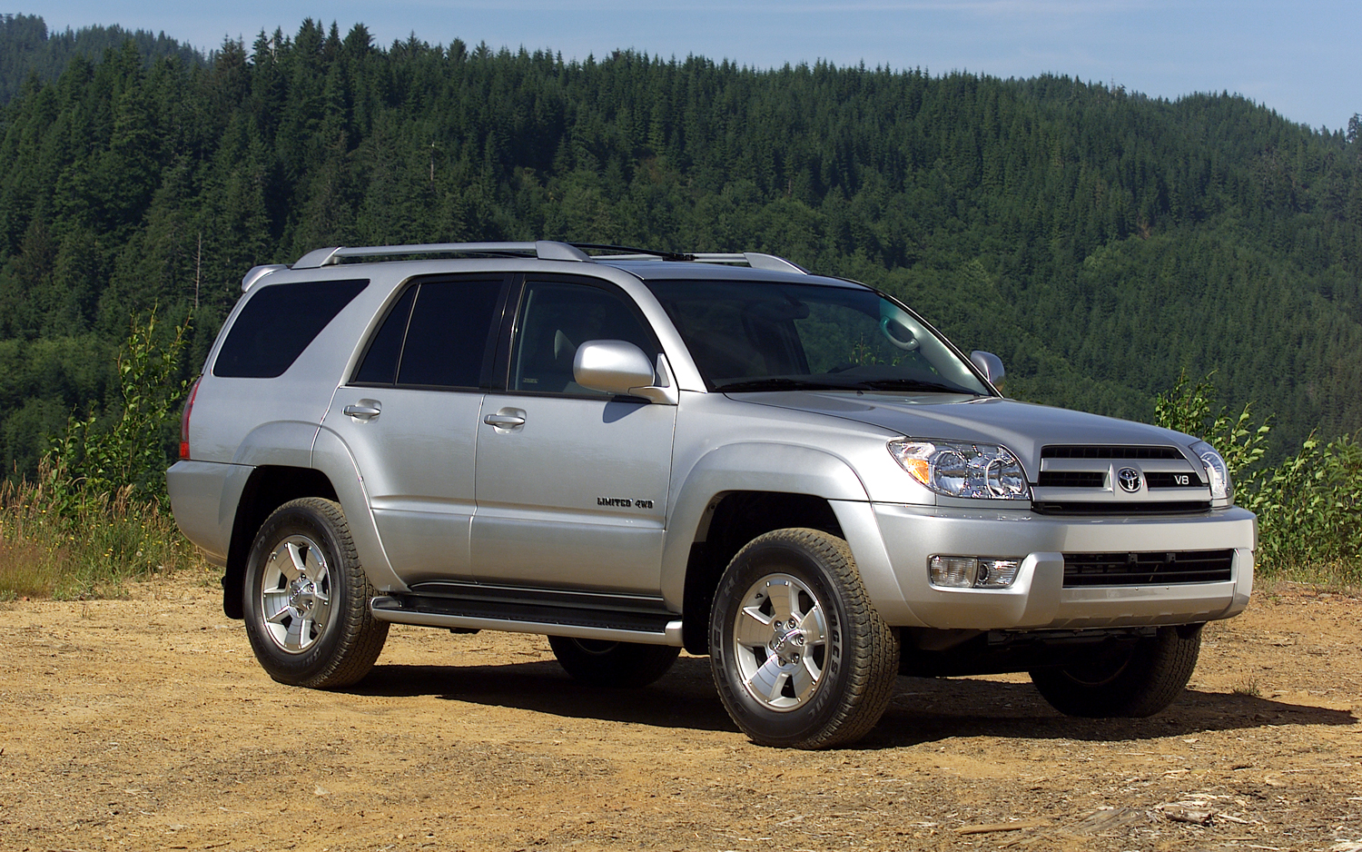 2005 Toyota 4runner Information And Photos Momentcar