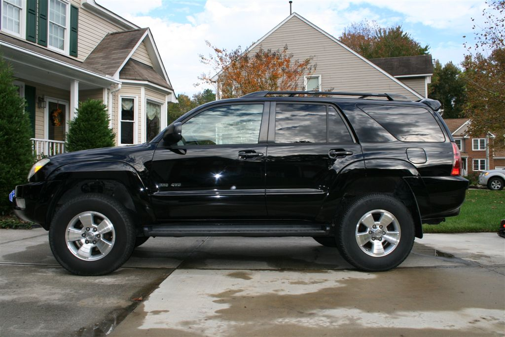 2005 toyota 4runner information and photos momentcar. Black Bedroom Furniture Sets. Home Design Ideas